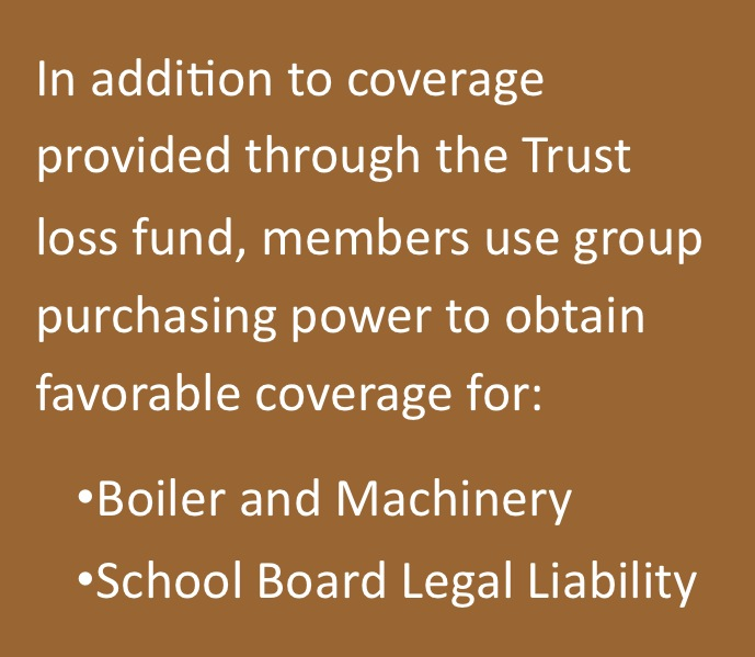 Trust Additional Coverage